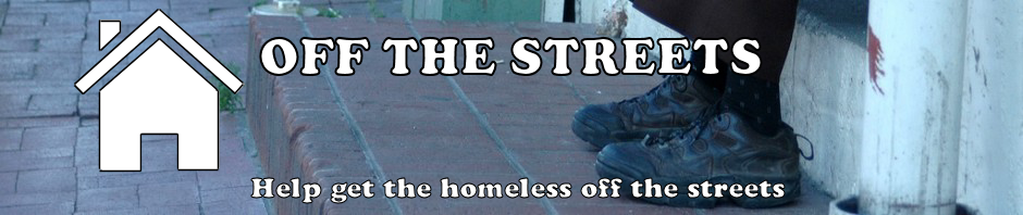 Off The Streets Charity